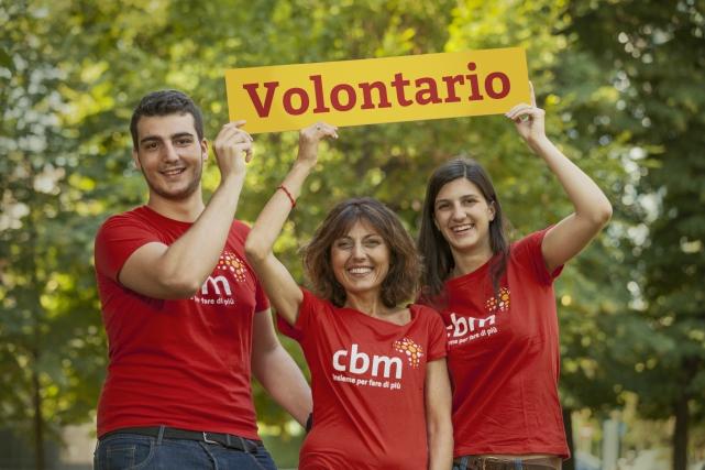 Volontari CBM