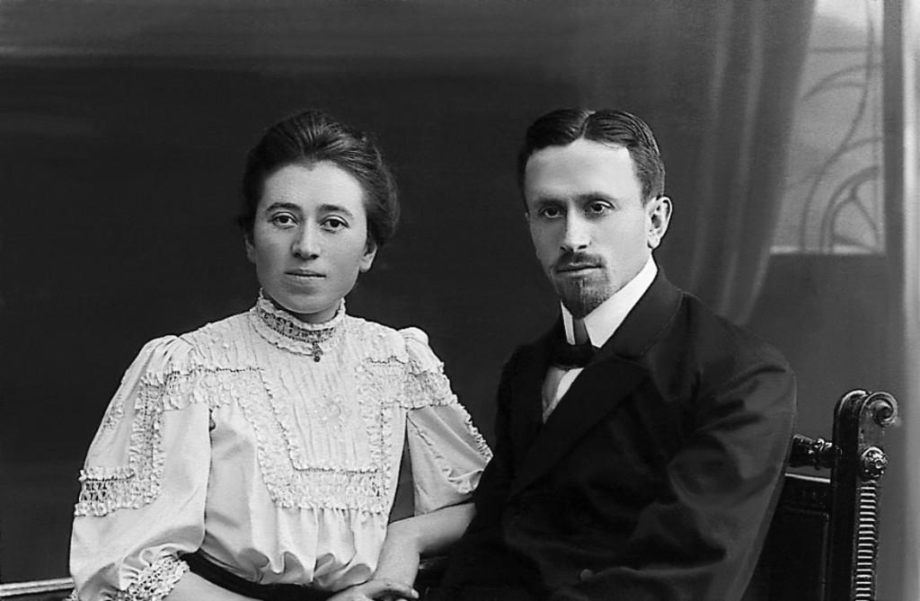 Primo piano di Christoffel e sua sorella